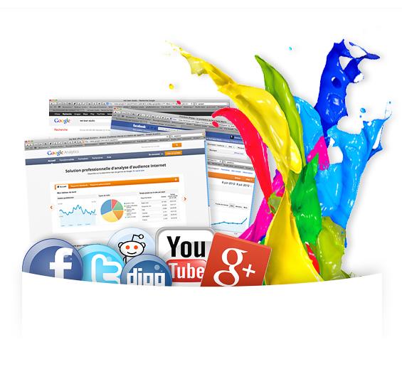 Création de site internet et multimédia à Compiègne